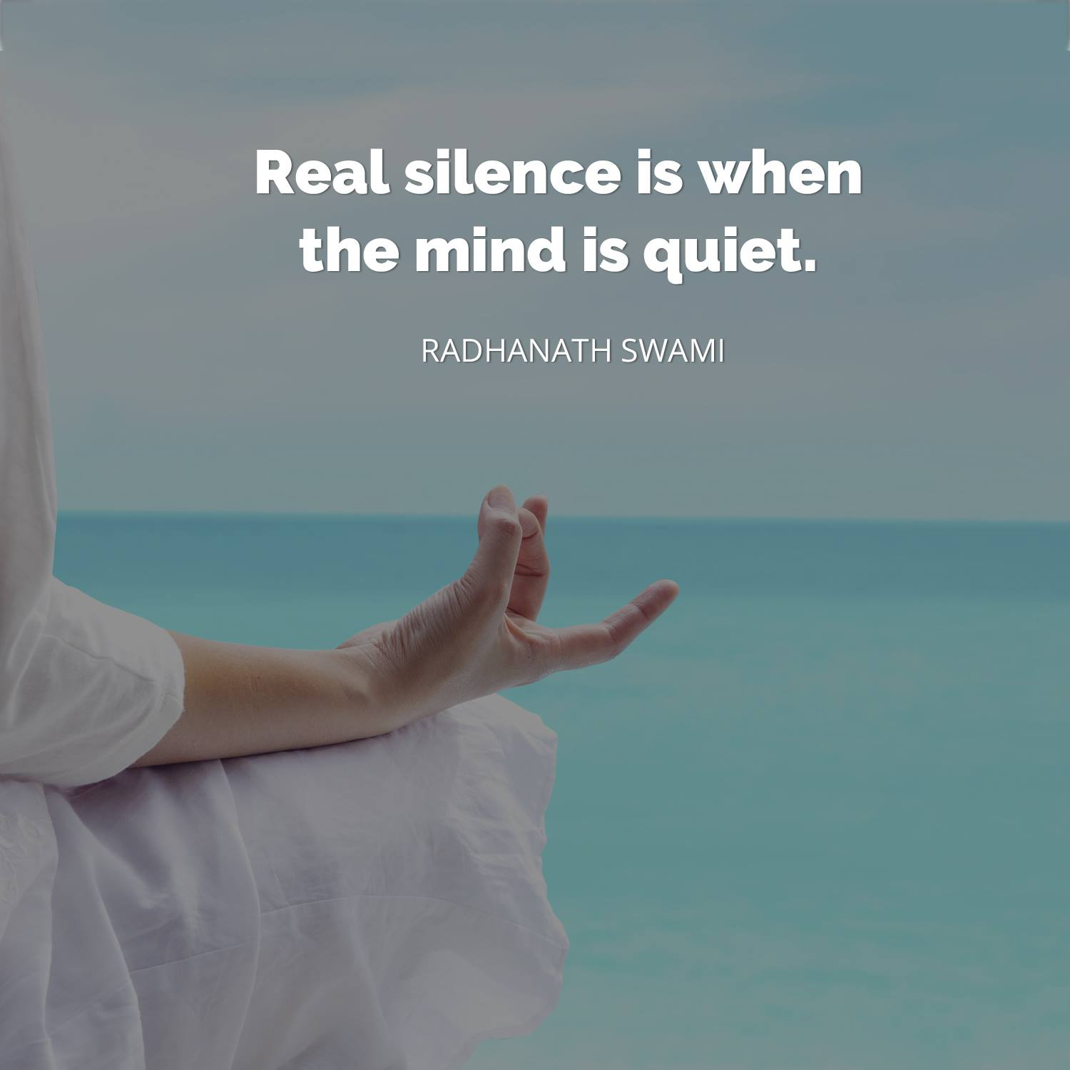 Mind and silence