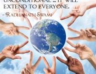 Radhanath Swami on Spiritual Love