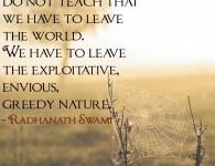 Radhanath Swami on Scriptures
