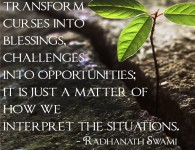 Radhanath Swami on Wisdom